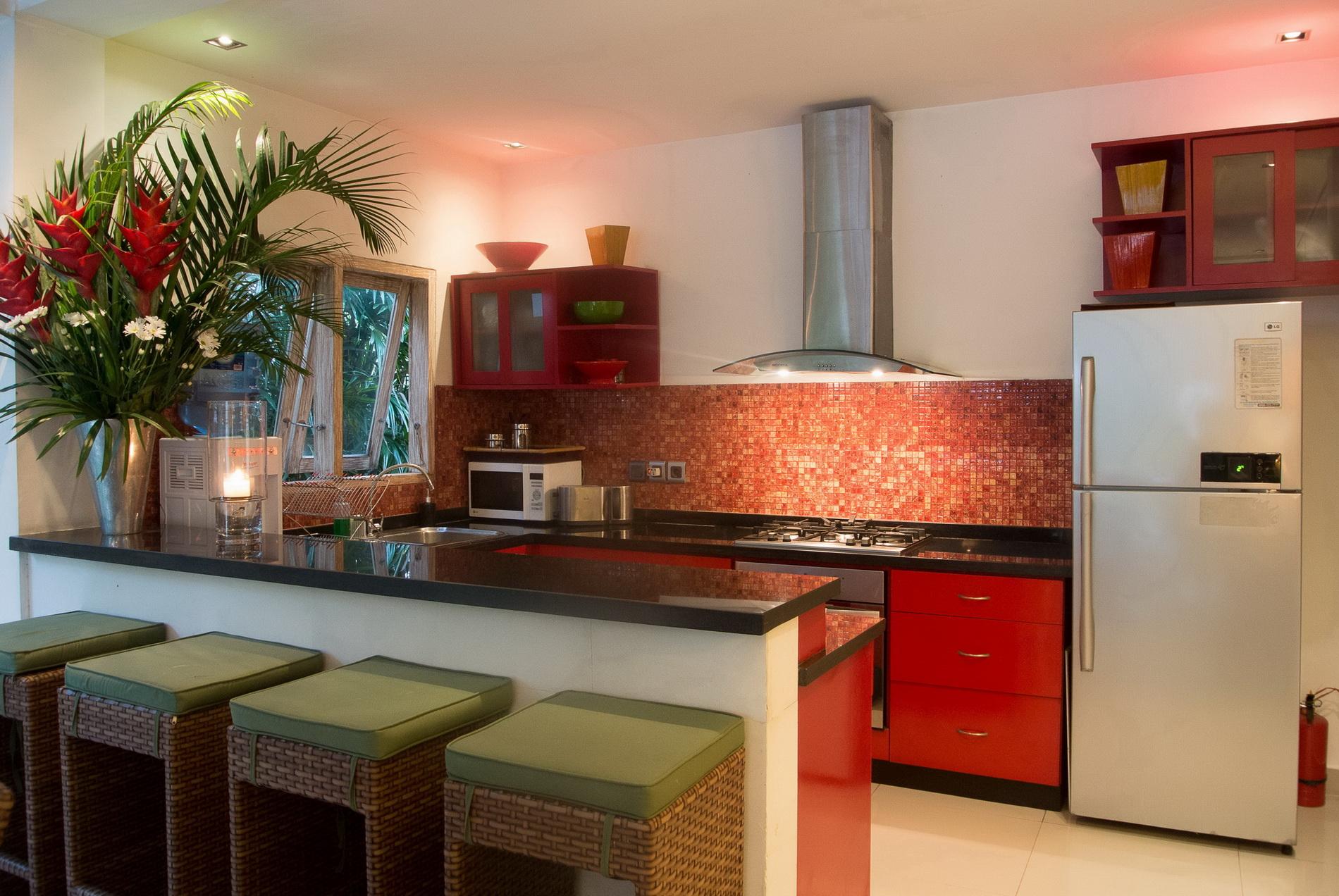 Villa Rama Sita U2013 Kitchen