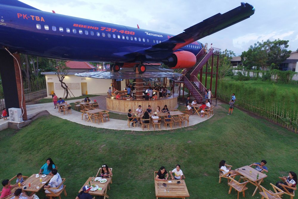Top 5 Great Themed Bars, Cafes and Restaurants in Bali
