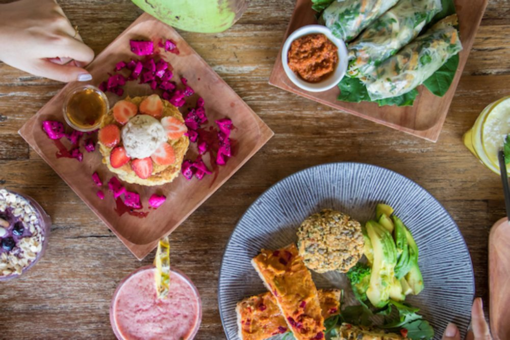 6 Cafes You Need to Try in Bali