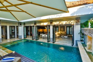 The Residence, Seminyak - Villa Amala - The pool