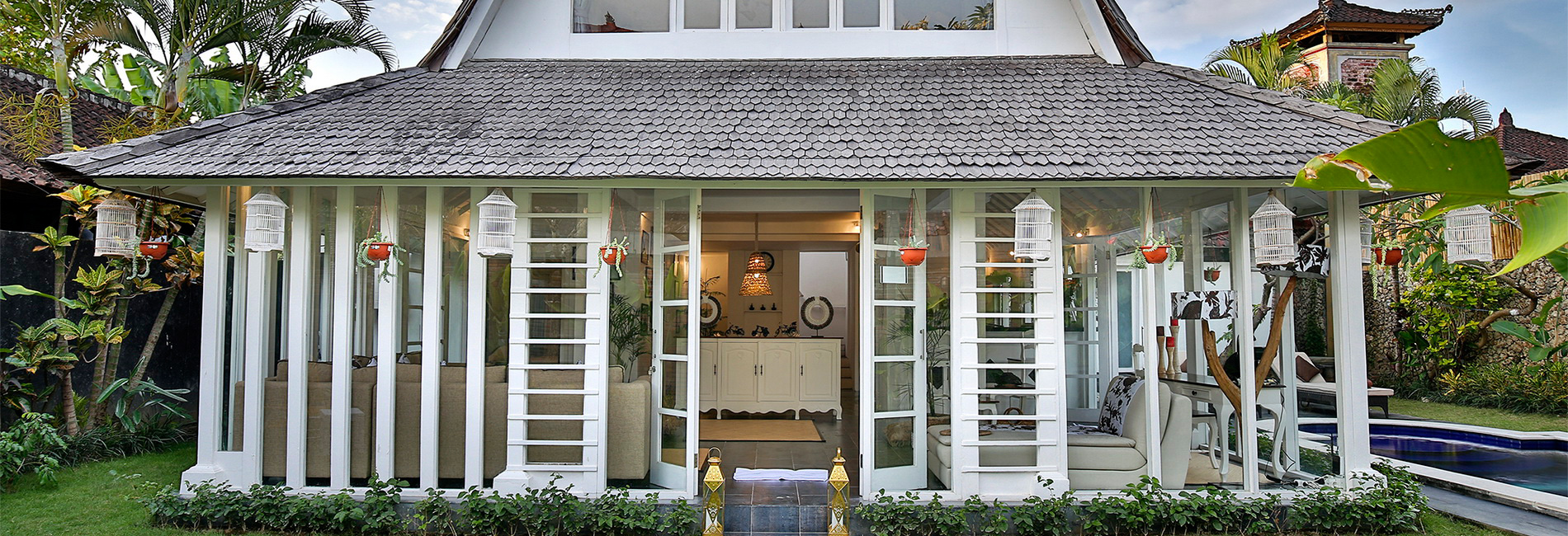 Villa Abida 2 bedroom villa in Seminyak, Bali. Photo by Asia Holiday Retreats.