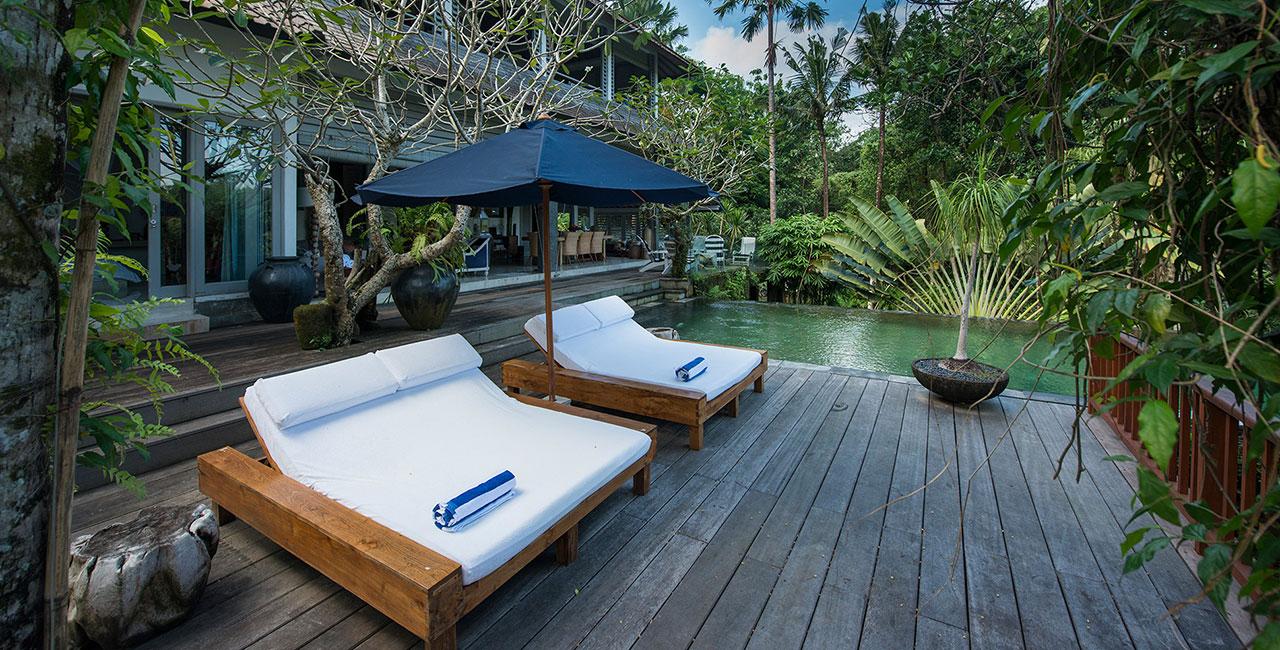 Villa Eden 4 bedroom villa in Tabanan, Bali. Photo by Asia Holiday Retreats.