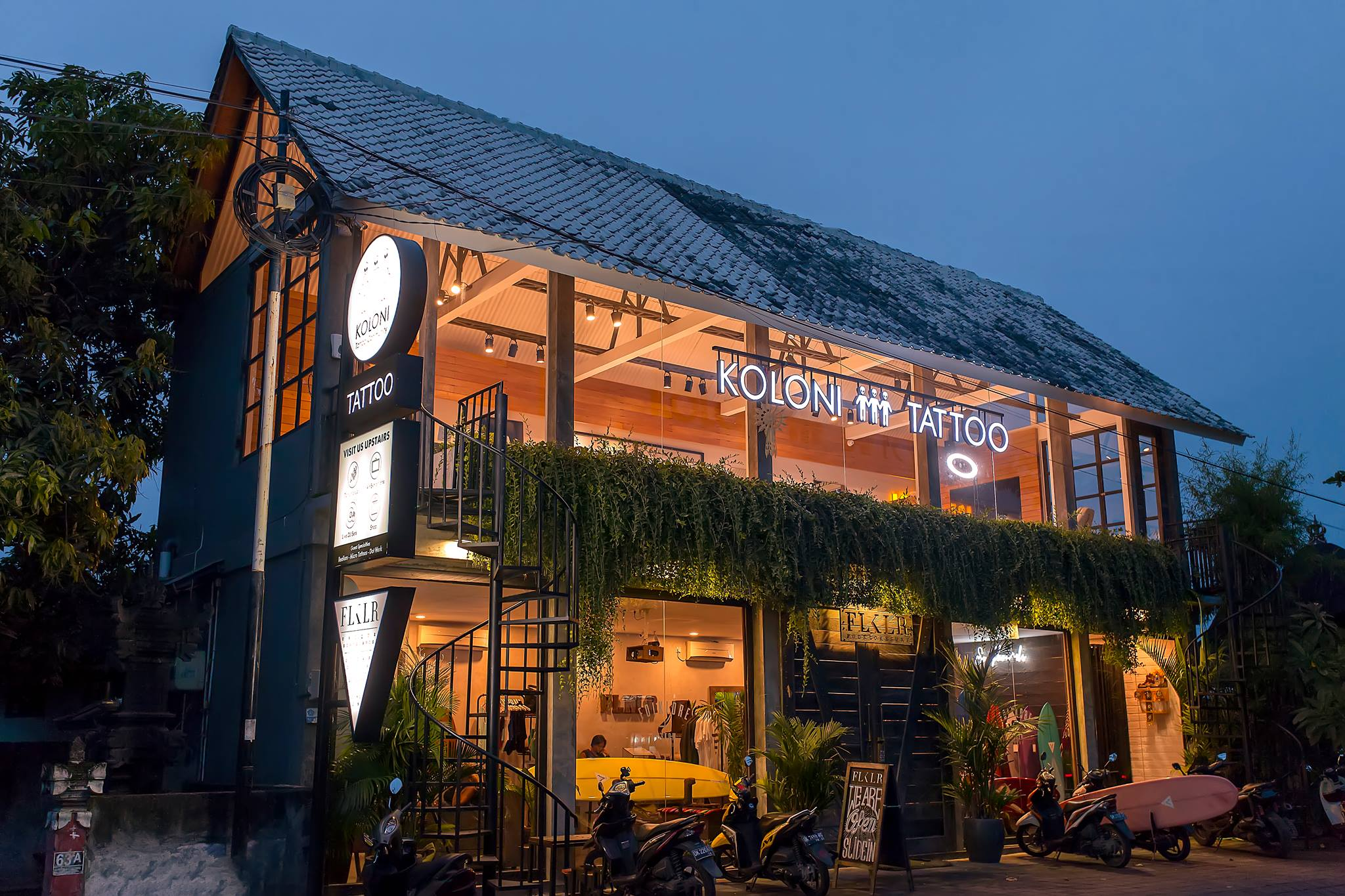 The Best Tattoo Shops In Bali Asia Holiday Retreats Luxury Villas