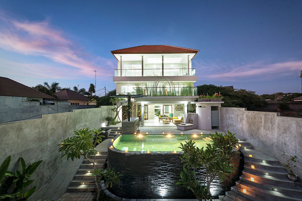 Villa Upala Cliff