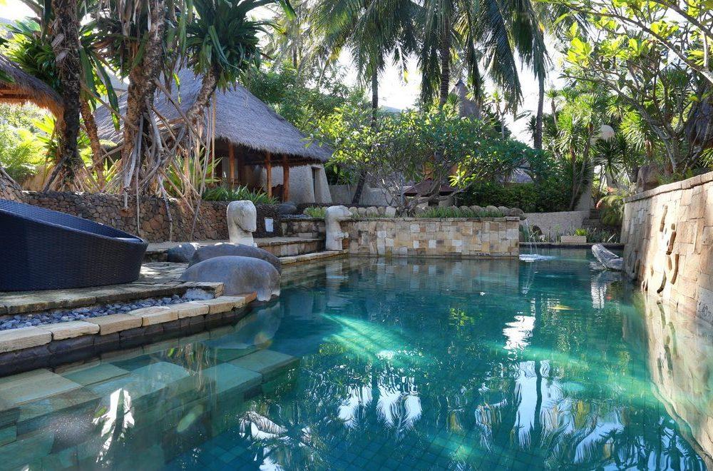 Garden Pool Sasak Villa