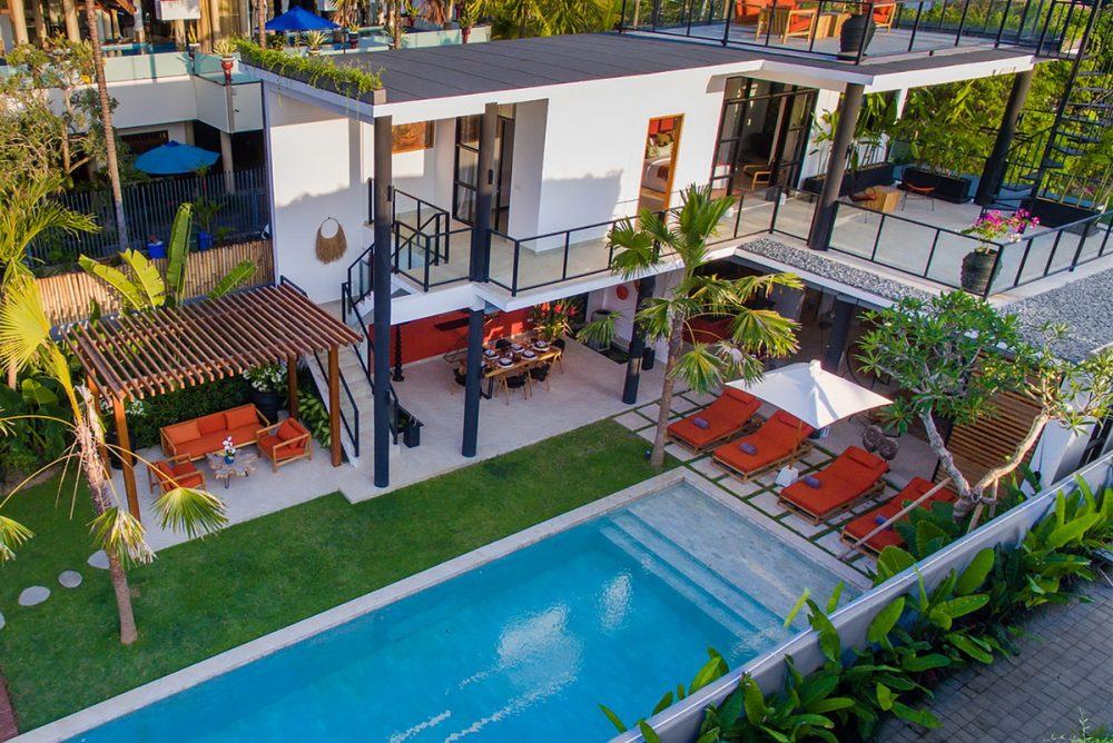 Canggu Beachside Villas – Villa Boa