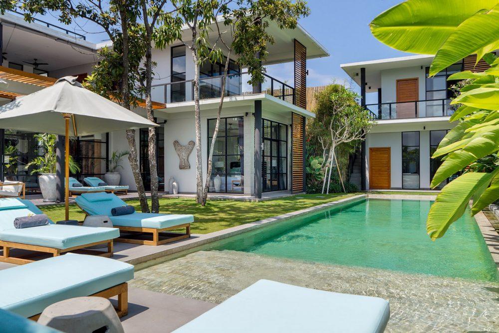 Canggu Beachside Villas – Villa GU
