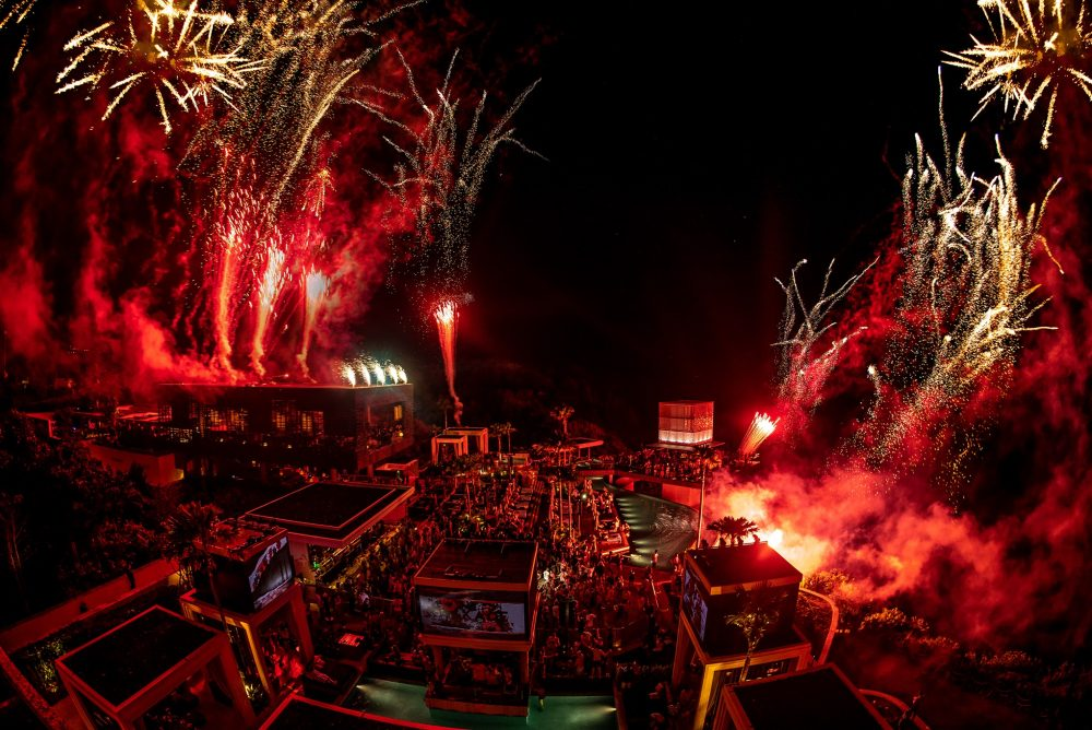 Bali's Six Best New Year's Eve Events