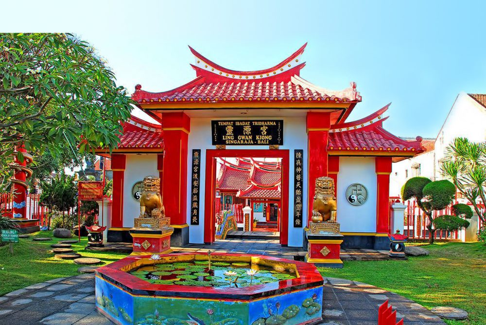 Usher In The Chinese New Year In Beautiful Bali